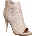 Givenchy heeled ankle boots in Light Pink Calf leather