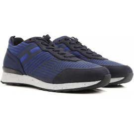 Sneakers for Men On Sale, Dark Blue, Fabric, 2017, 10 5.5 6 7 7.5 8 Hogan
