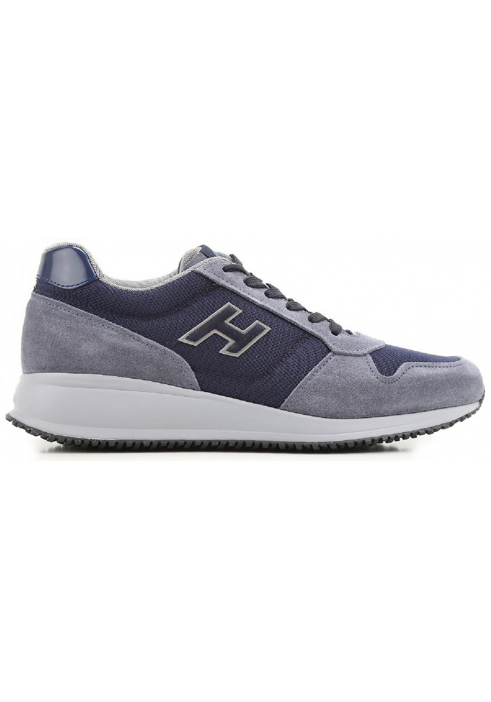 Hogan Interactive men's sneakers in light blue suede ... Giuseppe Zanotti Sneakers Blue