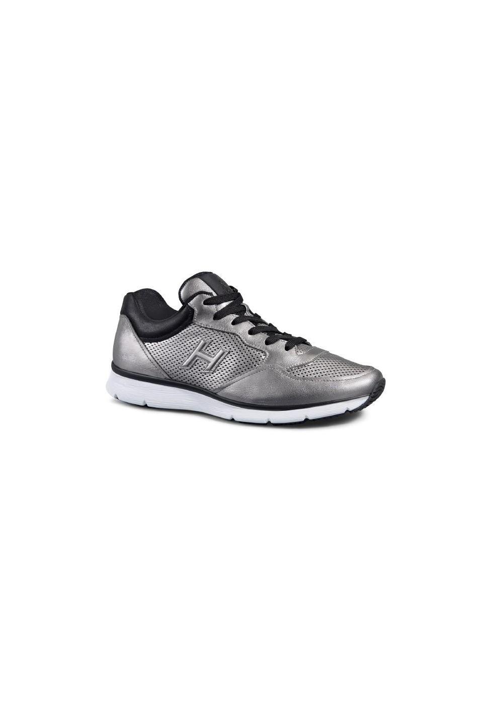 Slip on Sneakers for Men On Sale, Black, Leather, 2017, 6 Hogan