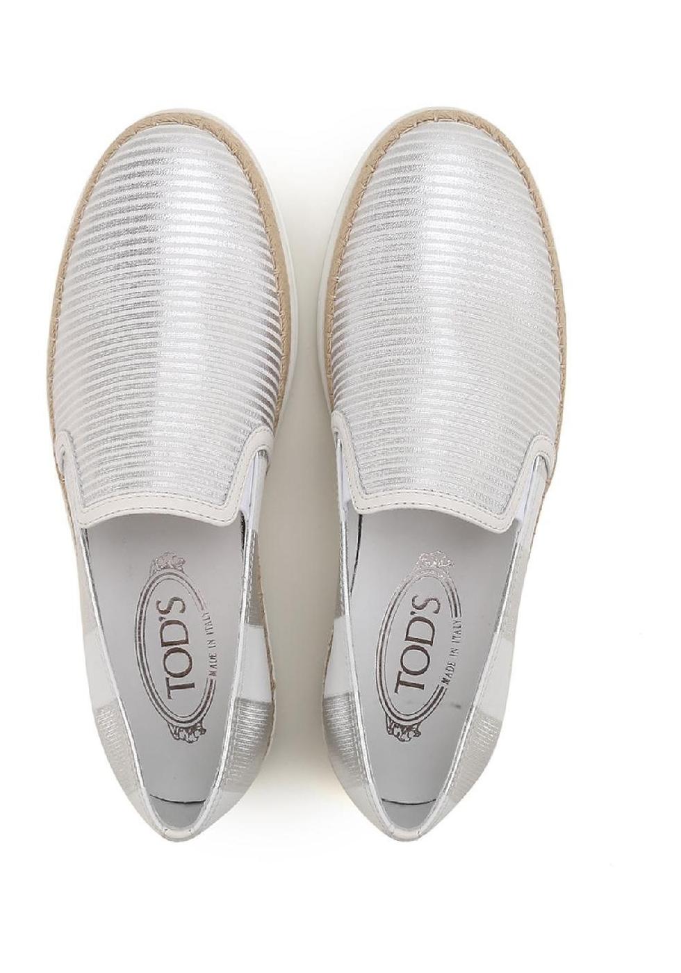Tod's women's slip-ons sneakers in