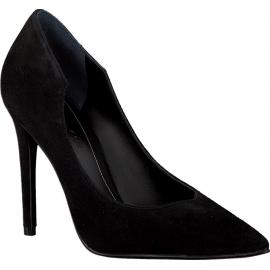 Kendall+Kylie heels pumps in black suede leather