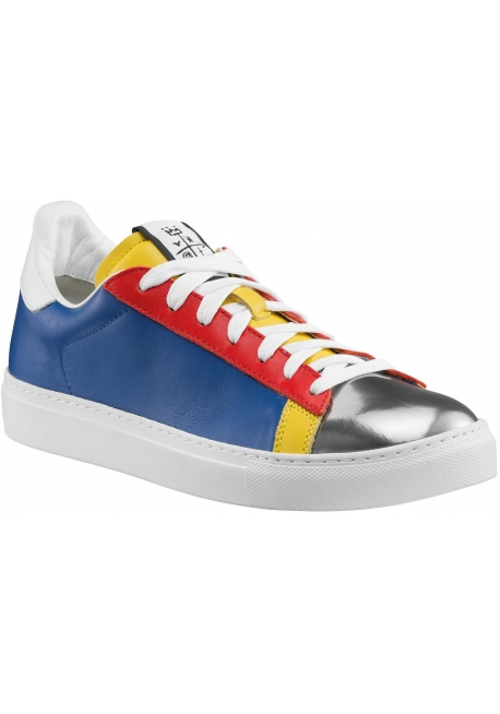 Rossignol women's sneakers in Multi-Color Leather