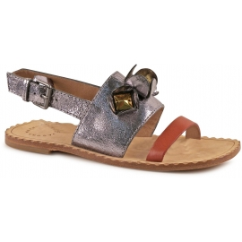 Marc Jacobs women sandals in Multi-Color leather
