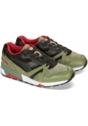 Diadora N9000 men's sneakers in khaki suede leather