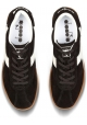 Diadora Tokio men's sneakers in black suede leather