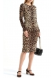 Dolce&Gabbana heels Mary Janes in leopard pony leather