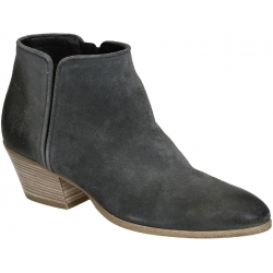Giuseppe Zanotti women's ankle boots in gray suede leather