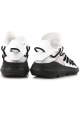 Y3 men's low top Kusari white sneakers shoes