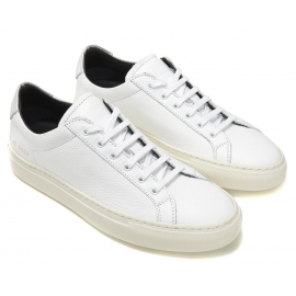 Common Projects women's sneakers in white leather