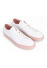 Common Projects men's sneakers in white leather