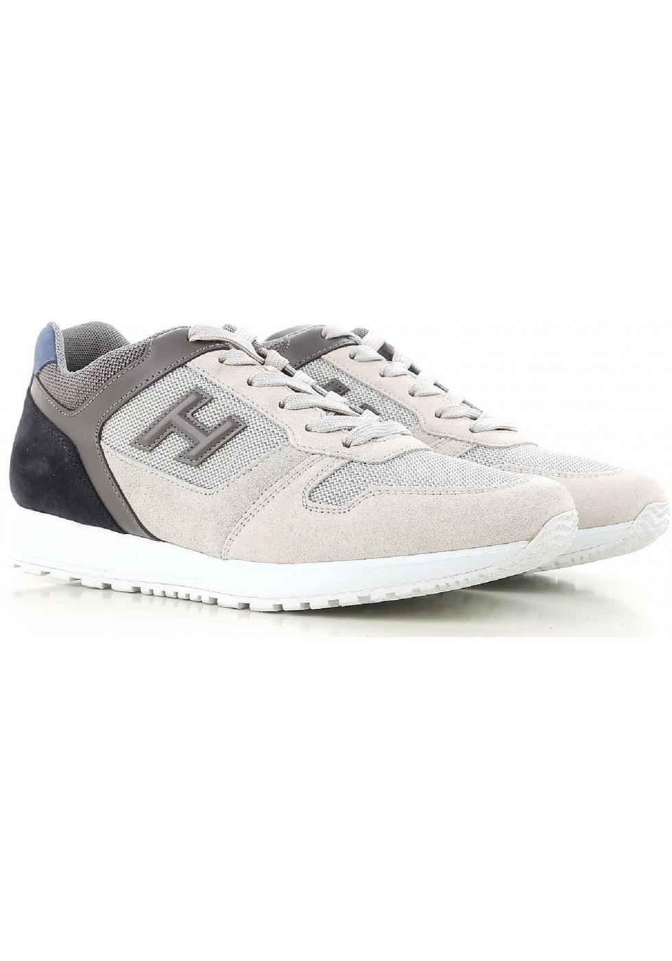white hogan sneakers