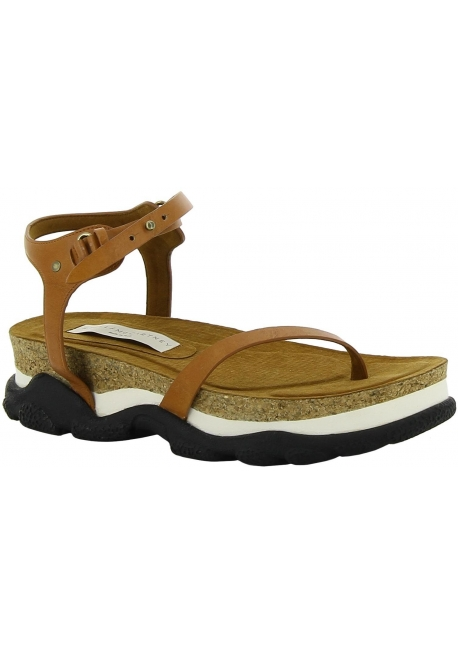 Stella McCartney walking sandals in brown vegan