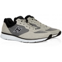 Hogan sneakers Traditional 20.15 in beige suede