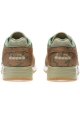 Diadora men's sneakers in Honey Leather Fabric