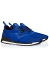 Hogan Rebel running R261 sneakers in leather and fabric